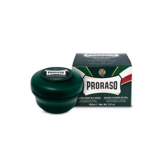 Mydło do Golenia Proraso z Eukaliptusem i Mentolem 150 ml (New Version)