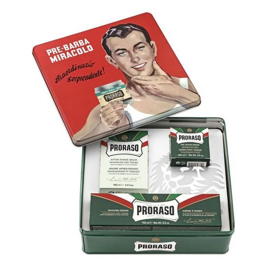 Zestaw prezentowy Proraso Vintage Selection Gino