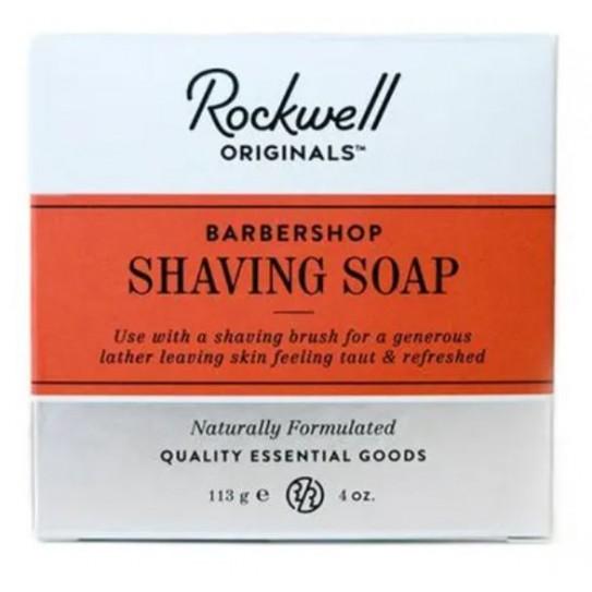 Mydło do golenia Rockwell Shaving Soap Barbershop Scent 113 g