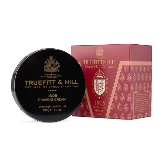 Krem do golenia Truefitt & Hill 1805 Shaving Cream 190 g