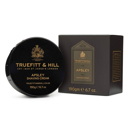 Krem do golenia Truefitt & Hill Apsley Shaving Cream 190 g