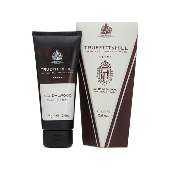 Krem do golenia Truefitt & Hill Sandalwood Shaving Cream 75 g