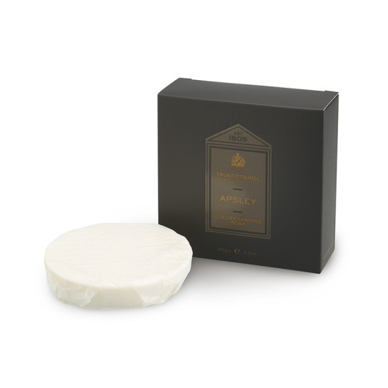 Mydło do golenia Truefitt & Hill Apsley Shaving Soap (Refill) 99 g