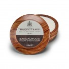 Mydło do golenia Truefitt & Hill Sandalwood Luxury Shaving Soap w drewnianym tyglu 99 g  1