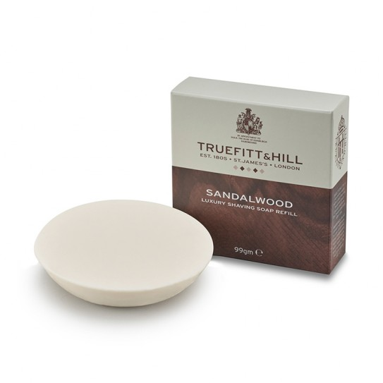Mydło do golenia Truefitt & Hill Sandalwood Luxury Shaving Soap 99 g