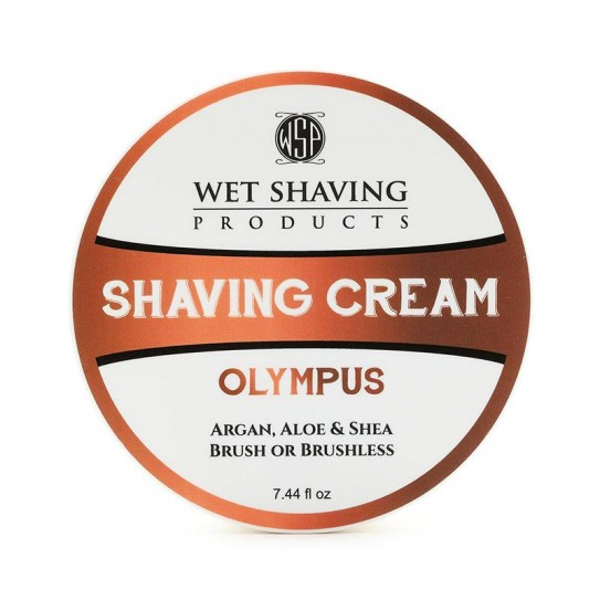 Krem do golenia WSP Shave Cream Olympus 170 g