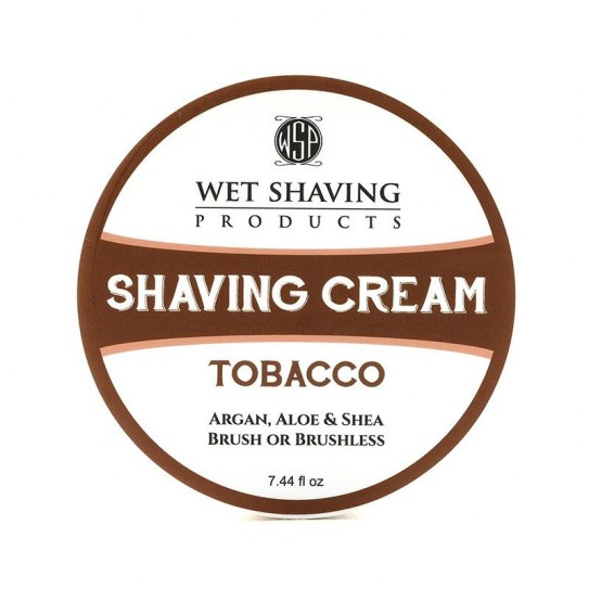Krem do golenia WSP Tobacco Shaving Cream 170 g