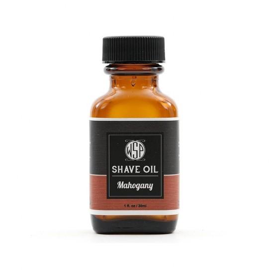 Olejek przed i po goleniu WSP Pre&Post Shave Oil Mahogany 30 ml