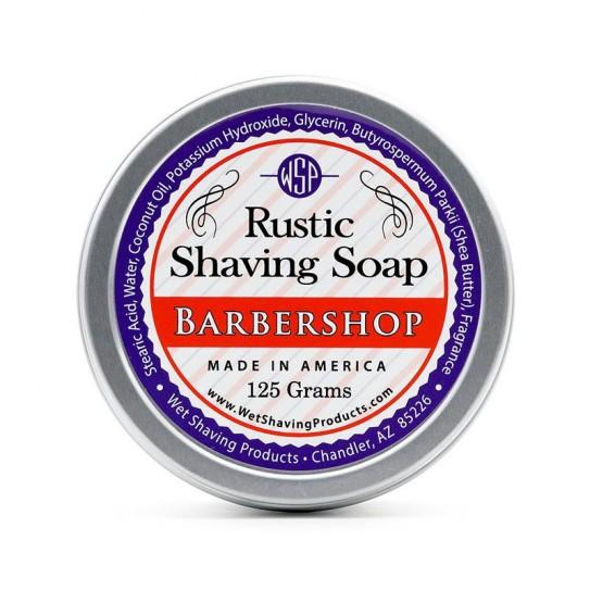 Mydło do golenia Wsp Rustic Shaving Soap Barbershop 125 g