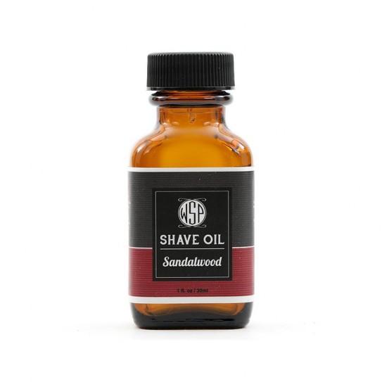 Olejek przed i po goleniu WSP Pre&Post Shave Oil Sandalwood 30 ml