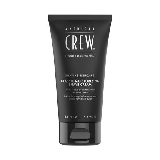 Krem do golenia American Crew Moisturizing Shave Cream 150 ml nawilżający