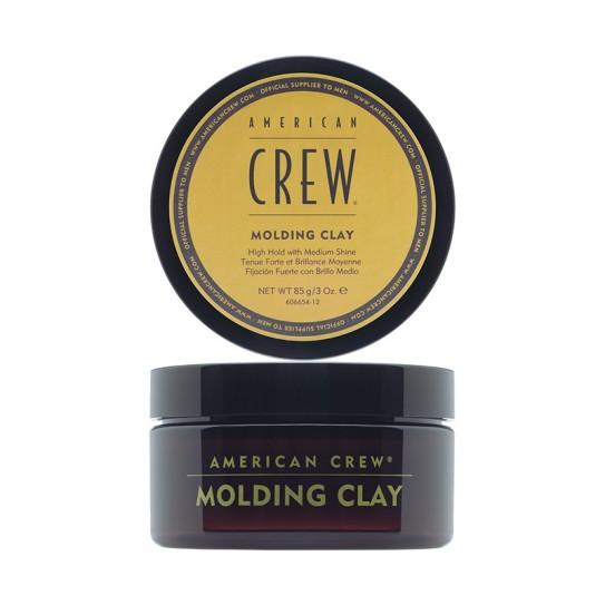 Glinka do włosów American Crew Molding Clay 85 gr o mocnym chwycie