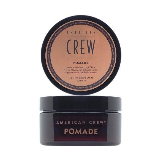 Pomada do włosów American Crew Pomade 85 g o średnim chwycie
