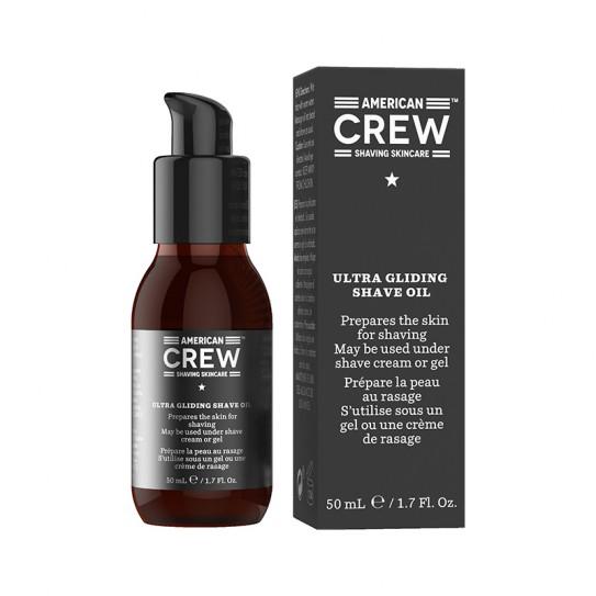 Olejek do golenia American Crew Ultra Gliding Shave Oil 50 ml chłodzący