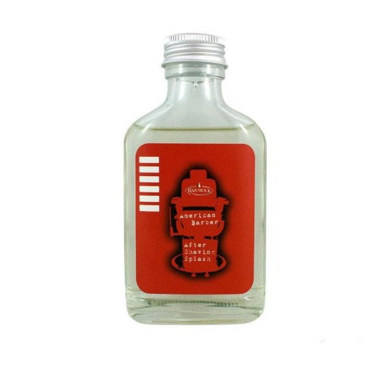 Woda po goleniu Razorock American Barber Aftershaving Splash 100Ml