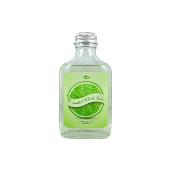 Lotion po goleniu Razorock Essential Oil Of Lime Aftershaving Splash 100Ml