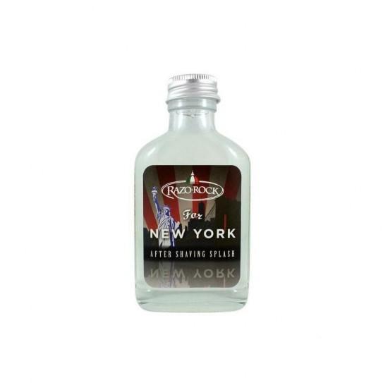 Lotion po goleniu Razorock For New York Aftershaving Splash 100Ml