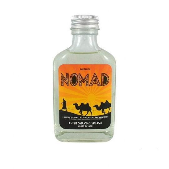 Woda po goleniu Razorock Nomad Aftershaving Splash 100Ml