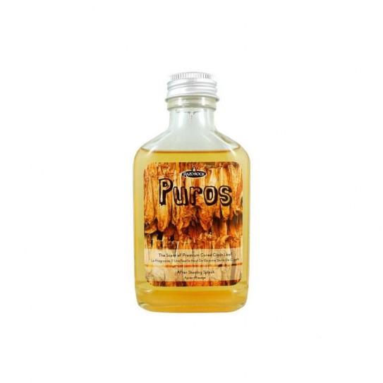 Lotion po goleniu Razorock Puros Aftershaving Splash 100Ml