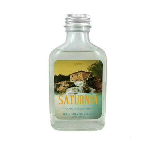 Lotion po goleniu Razorock Saturnia Aftershaving Splash 100Ml