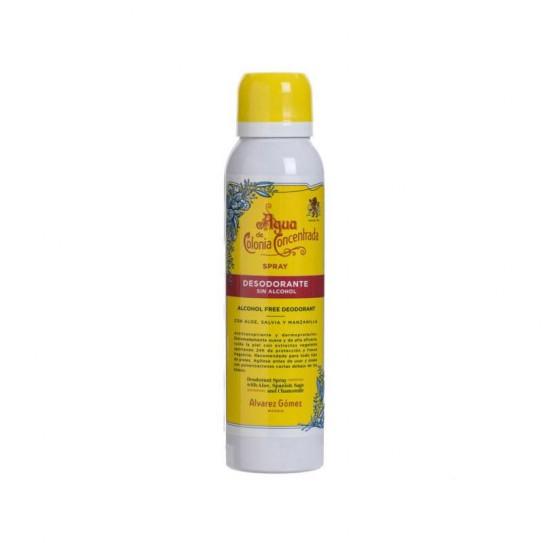 Dezodorant Alvarez Gomez Agua De Colonia Concentrada Desodorante Spray 150Ml