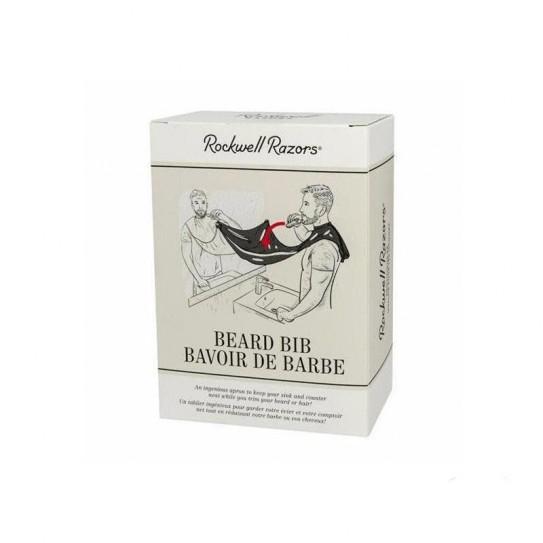 Fartuch do podcinania brody Rockwell Beard Bib