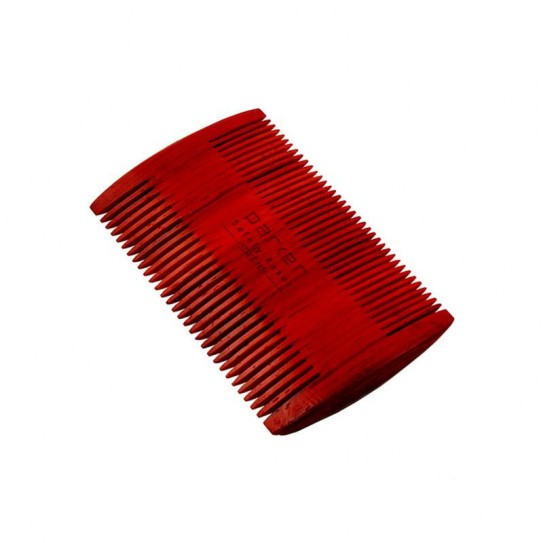 Grzebień do brody Parker Rosewood Two Sided Comb