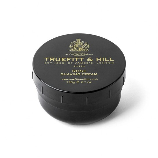Krem do golenia Truefitt & Hill Rose Shaving Cream 100 g
