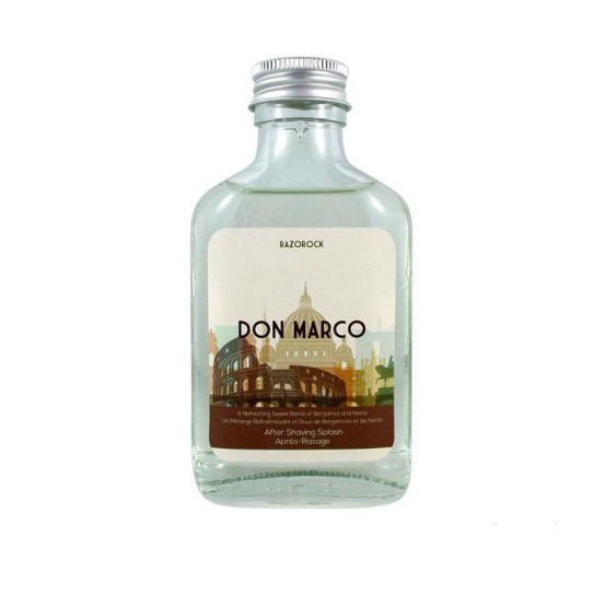 Woda po goleniu RazoRock Don Marco After Shaving Splash 100 ml