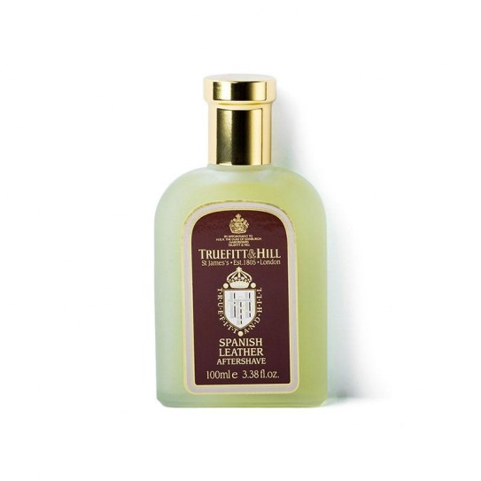Lotion po goleniuTruefitt & Hill Spanish Leather Aftershave 100 ml