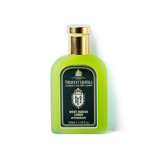 Lotion po goleniu Truefitt & Hill West Indian Limes Aftershave 100 ml