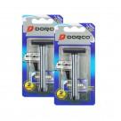 Maszynka do golenia Dorco Double Edge Safety Razor 5