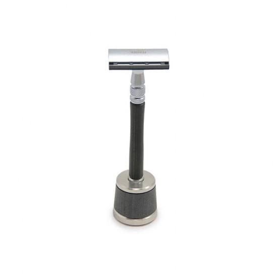 Maszynka do golenia na żyletki Feather WS-D1S (WS-D2S) stojakiem