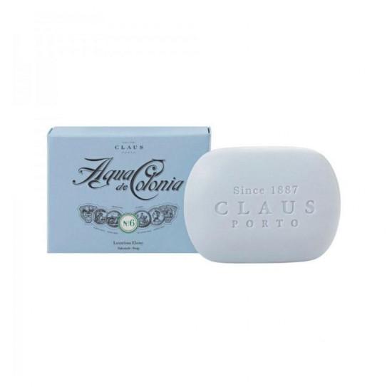 Mydło Aqua De Colonia Soap Bar No.6 Luxurious Ebony 150 g