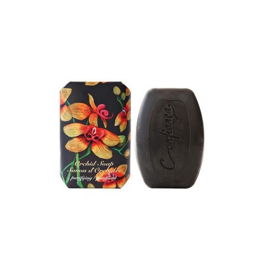 Mydło Confianca Orchidis Purifying Soap 150 g O efekcie oczyszczającym