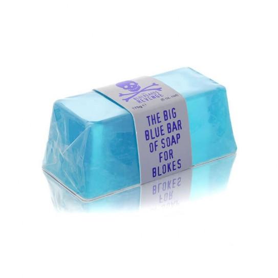 Mydło do ciała The Bluebeards Revenge  blue soap175 g