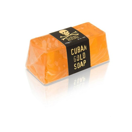 Mydło do ciała The Bluebeards Revenge Cuban Gold Soap 175 g