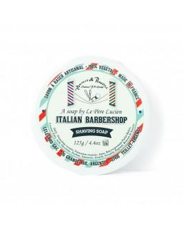 Mydło do golenia Le Pere Lucien Italian Barbershop Shaving Soap 125 g