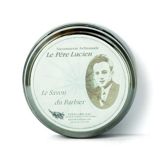 Mydło do golenia Le Pere Lucien Traditionnel (Tradycyjne) 200 g