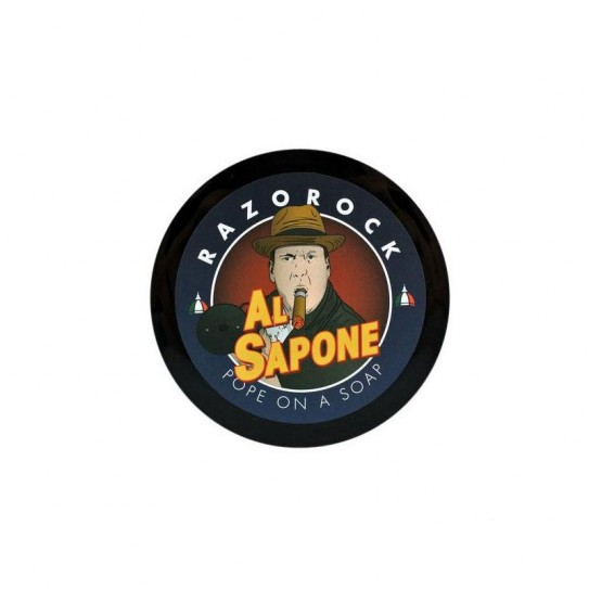 Mydło do golenia Razorock Al Sapone Shaving Cream Soap 125 ml