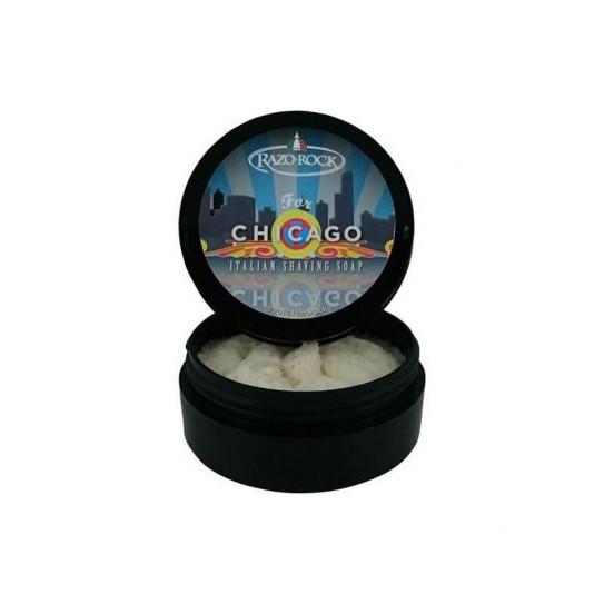 Mydło do golenia Razorock For Chicago Shaving Cream Soap 150 ml