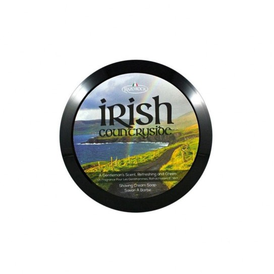 Mydło do golenia Razorock Irish Countryside Shaving Cream Soap 150Ml