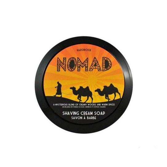 Mydło do golenia RazoRock Nomad Shaving Cream Soap 150Ml