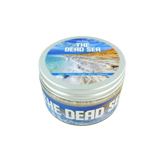 Mydło do golenia Razorock Santa The Dead Sea Shaving Cream Soap 250Ml