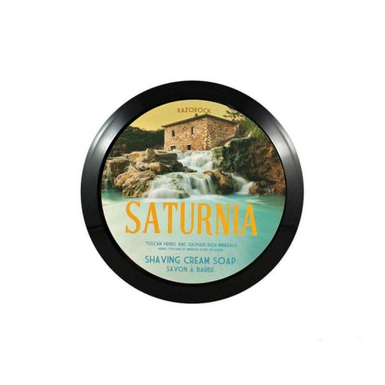 Mydło do golenia RazoRock Saturnia Shaving Cream Soap 150Ml