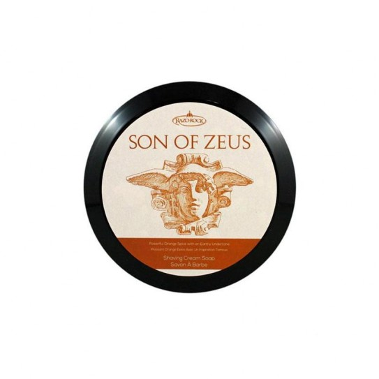 Mydło do golenia Razorock Son Of Zeus Shaving Cream Soap 150 ml
