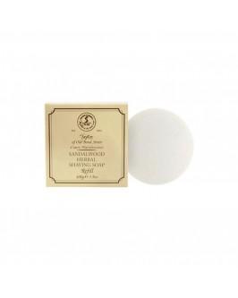 Mydło do golenia Taylor Of Old Bond Street Sandalwood (Refill) 100 g