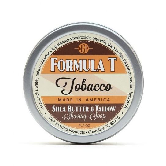 Mydło do golenia Wsp Formula T Shaving Soap Tobacco 125 g