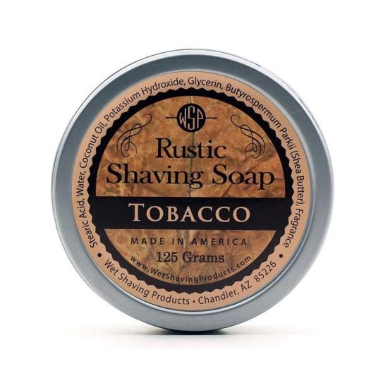 Mydło do golenia Wsp Rustic Shaving Soap Tobacco 125 g