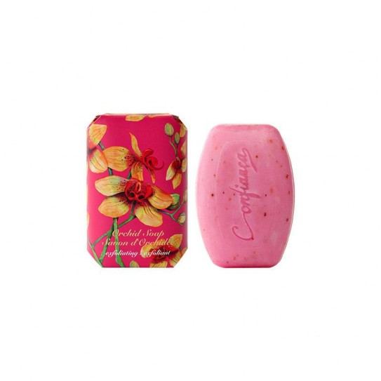 Mydło peelingujące Confianca Orchidis Exfolianting Soap 150 g